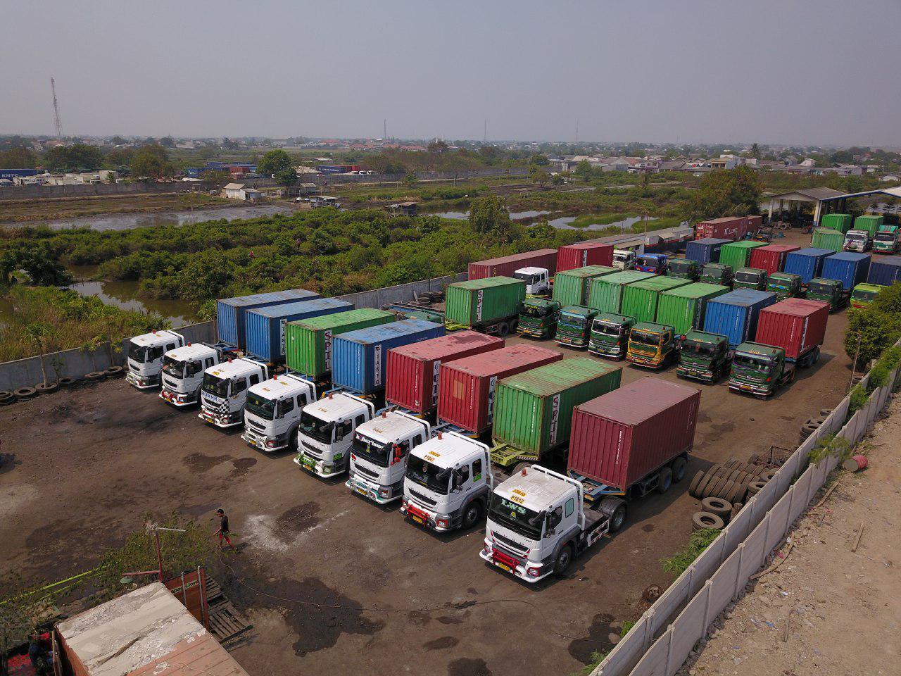 Jasa Ekspedisi Emkl Freight Forward Domestic Intl Ongkos Kirim Transporindo Home