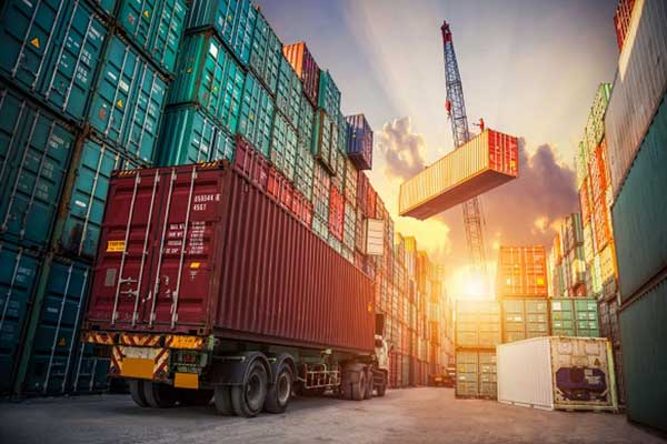 Trucking Logistik